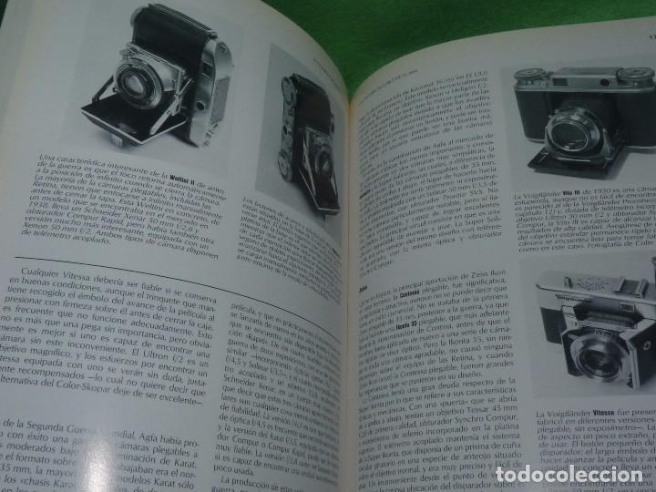 Libros antiguos: DIFICIL CÓMO COLECCIONAR Y USAR LAS CÁMARAS CLÁSICAS IVOR MATANLE 1995 FOTOGRAFIA VINTAGE OMNICON - Foto 3 - 102540679