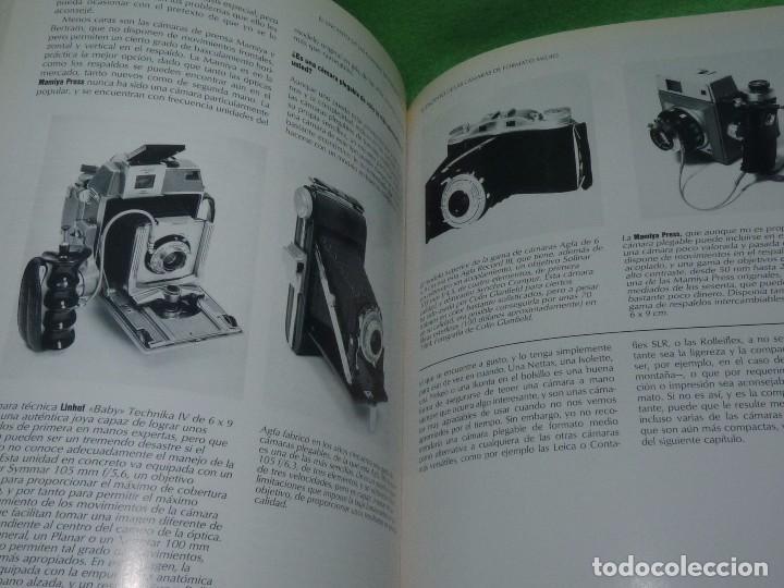 Libros antiguos: DIFICIL CÓMO COLECCIONAR Y USAR LAS CÁMARAS CLÁSICAS IVOR MATANLE 1995 FOTOGRAFIA VINTAGE OMNICON - Foto 5 - 102540679