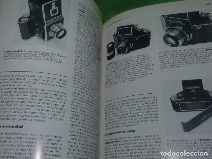 Libros antiguos: DIFICIL CÓMO COLECCIONAR Y USAR LAS CÁMARAS CLÁSICAS IVOR MATANLE 1995 FOTOGRAFIA VINTAGE OMNICON - Foto 6 - 102540679