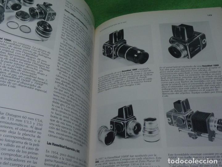 Libros antiguos: DIFICIL CÓMO COLECCIONAR Y USAR LAS CÁMARAS CLÁSICAS IVOR MATANLE 1995 FOTOGRAFIA VINTAGE OMNICON - Foto 7 - 102540679