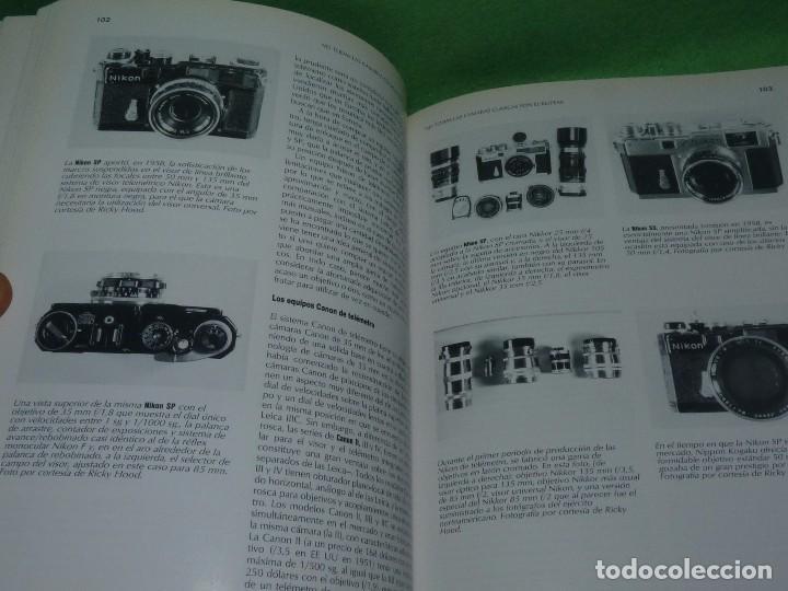 Libros antiguos: DIFICIL CÓMO COLECCIONAR Y USAR LAS CÁMARAS CLÁSICAS IVOR MATANLE 1995 FOTOGRAFIA VINTAGE OMNICON - Foto 8 - 102540679