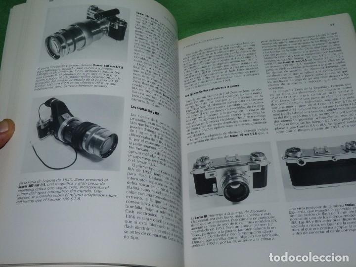 Libros antiguos: DIFICIL CÓMO COLECCIONAR Y USAR LAS CÁMARAS CLÁSICAS IVOR MATANLE 1995 FOTOGRAFIA VINTAGE OMNICON - Foto 9 - 102540679