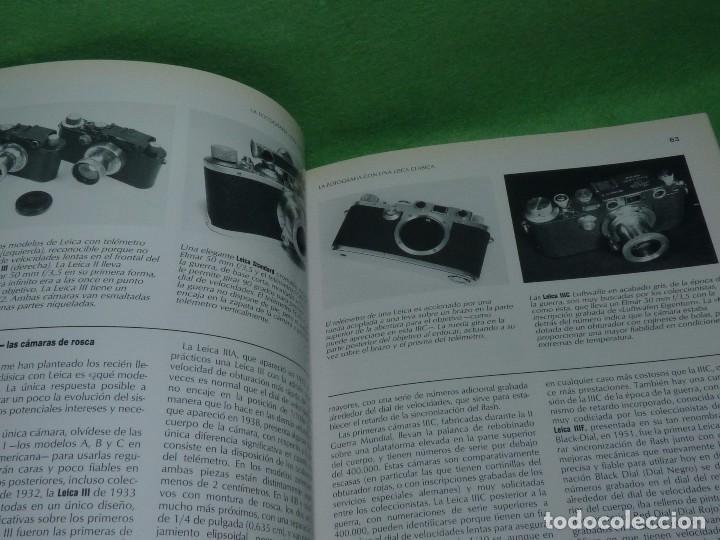 Libros antiguos: DIFICIL CÓMO COLECCIONAR Y USAR LAS CÁMARAS CLÁSICAS IVOR MATANLE 1995 FOTOGRAFIA VINTAGE OMNICON - Foto 10 - 102540679
