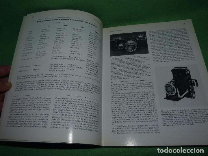 Libros antiguos: DIFICIL CÓMO COLECCIONAR Y USAR LAS CÁMARAS CLÁSICAS IVOR MATANLE 1995 FOTOGRAFIA VINTAGE OMNICON - Foto 11 - 102540679