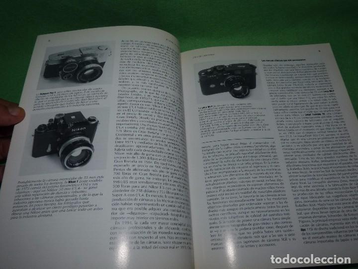 Libros antiguos: DIFICIL CÓMO COLECCIONAR Y USAR LAS CÁMARAS CLÁSICAS IVOR MATANLE 1995 FOTOGRAFIA VINTAGE OMNICON - Foto 14 - 102540679