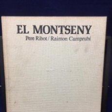 Libros antiguos: EL MONTSENY. IMATGE DE CATALUNYA. Lote 103048955