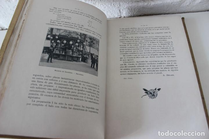 Libros antiguos: La fotografía práctica. Revista mensual ilustrada Vol. X. 1902. 50 primeros años industria foto. - Foto 5 - 103594431