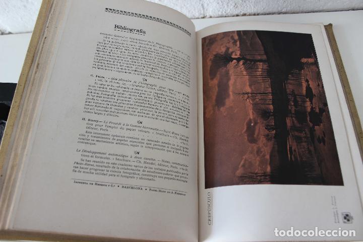 Libros antiguos: La fotografía práctica. Revista mensual ilustrada Vol. X. 1902. 50 primeros años industria foto. - Foto 6 - 103594431