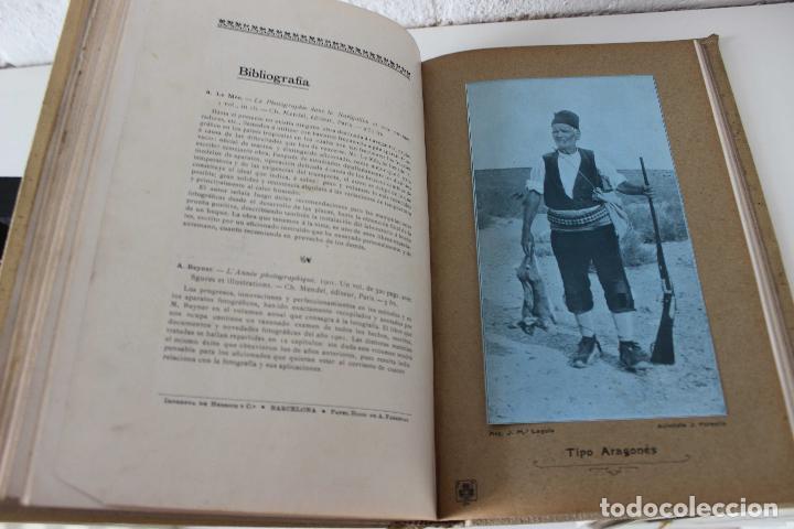 Libros antiguos: La fotografía práctica. Revista mensual ilustrada Vol. X. 1902. 50 primeros años industria foto. - Foto 7 - 103594431