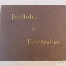 Libros antiguos: PORTAFOLIO DE FOTOGRAFÍAS DE CIUDADES PAISAJES ETC FINALES XIX. Lote 103600731