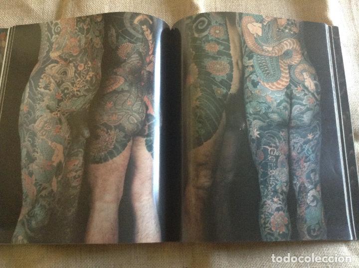 Libros antiguos: THE JAPANESE TATTOO SANDI FELLMAN 112 PAG. 30X25 - Foto 5 - 107262811
