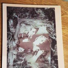 Libros antiguos: LA IMAGEN CONGELADA - CATÁLOGO DE EXPOSICIÓN COLECCIÓN DE FOTOGRAFÍA Y CINE ANDRÉS PADRÓN (MAPFRE). Lote 108023703