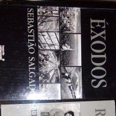 Libros antiguos: ÉXODOS + RETRATOS DE LOS NIÑOS DEL ÉXODO. Lote 109091295