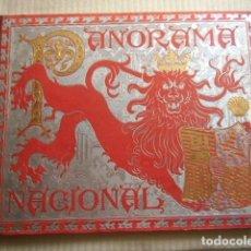 Libros antiguos: PANORAMA NACIONAL. EDIT. HERMENEGUILDO MIRALLES. AÑO 1896/-1898. 2 TOMOS.. Lote 109373535