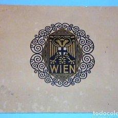 Libros antiguos: ALBUM VON WIEN. Lote 110753339