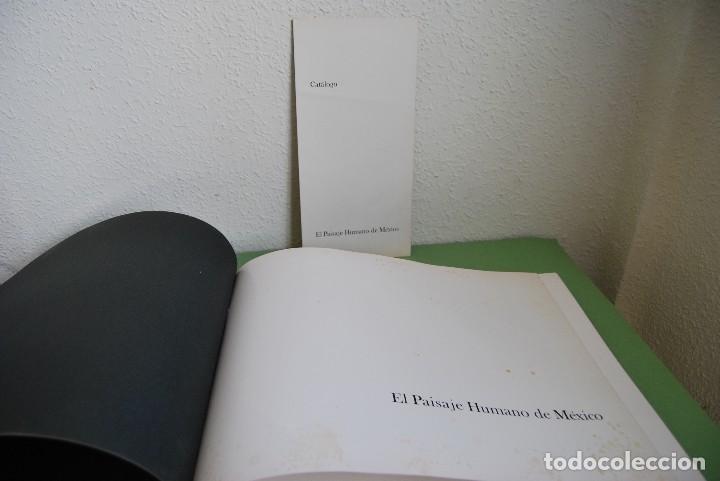 Libros antiguos: EL PAISAJE HUMANO DE MÉXICO - LIBRO DE FOTOGRAFÍA - BANCO NACIONAL DE MÉXICO 1973 - ED.LIMITADA - Foto 3 - 111213603