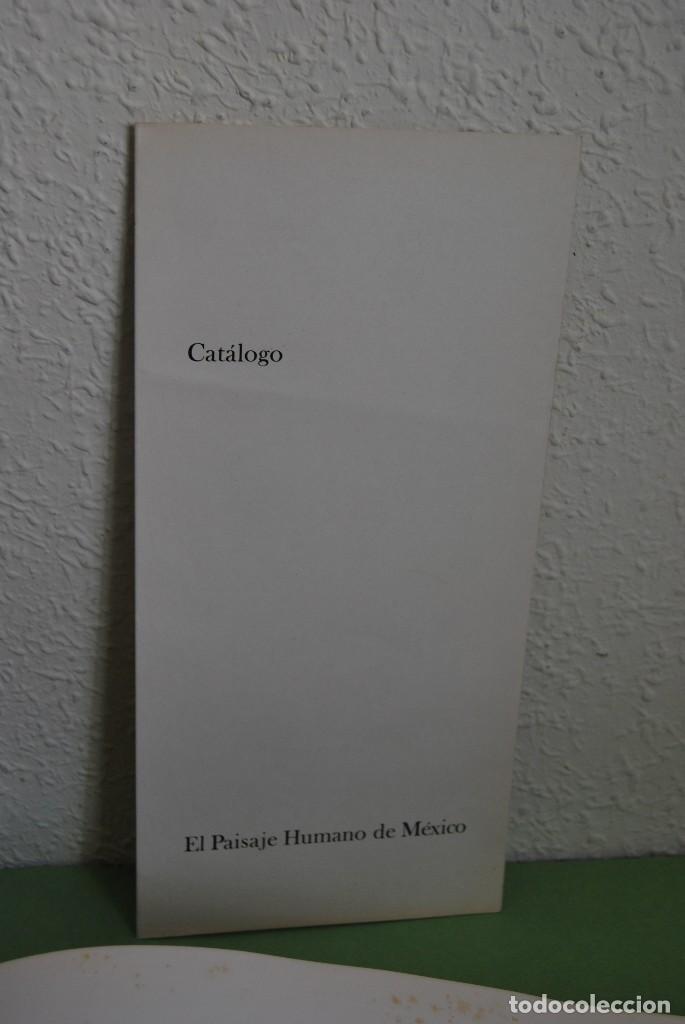 Libros antiguos: EL PAISAJE HUMANO DE MÉXICO - LIBRO DE FOTOGRAFÍA - BANCO NACIONAL DE MÉXICO 1973 - ED.LIMITADA - Foto 4 - 111213603