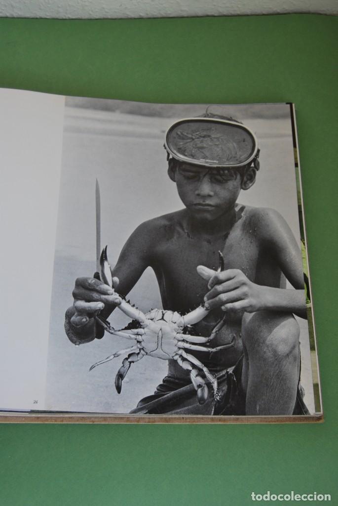 Libros antiguos: EL PAISAJE HUMANO DE MÉXICO - LIBRO DE FOTOGRAFÍA - BANCO NACIONAL DE MÉXICO 1973 - ED.LIMITADA - Foto 9 - 111213603
