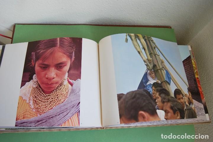 Libros antiguos: EL PAISAJE HUMANO DE MÉXICO - LIBRO DE FOTOGRAFÍA - BANCO NACIONAL DE MÉXICO 1973 - ED.LIMITADA - Foto 10 - 111213603