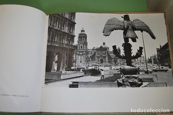 Libros antiguos: EL PAISAJE HUMANO DE MÉXICO - LIBRO DE FOTOGRAFÍA - BANCO NACIONAL DE MÉXICO 1973 - ED.LIMITADA - Foto 12 - 111213603