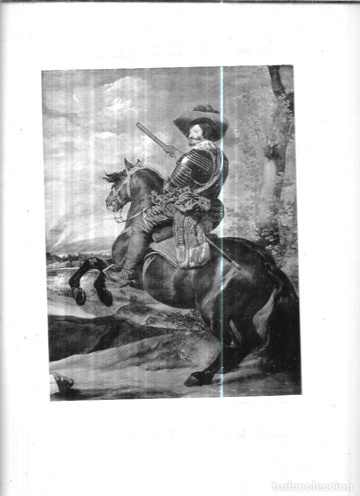 Libros antiguos: MUSEO DEL PRADO. ALBUM CONTENIENDO 120 REPRODUCCIONES EN FOTOTIPIA. HAUSER Y MENET. FOTOGRAFOS-EDIT. - Foto 6 - 111964963
