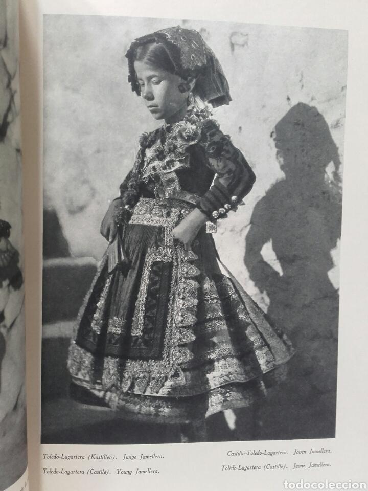 Libros antiguos: ESPAÑA, TIPOS Y TRAJES. POR J. ORTIZ ECHAGUE. AÑO 1933. CUARTA EDICIÓN. CON 160 LÁMINAS. - Foto 4 - 112448115