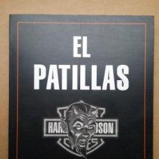 Libros antiguos: HARLEY DAVIDSON FOTOGRAFÍA LIBRO EL PATILLAS. Lote 113075419