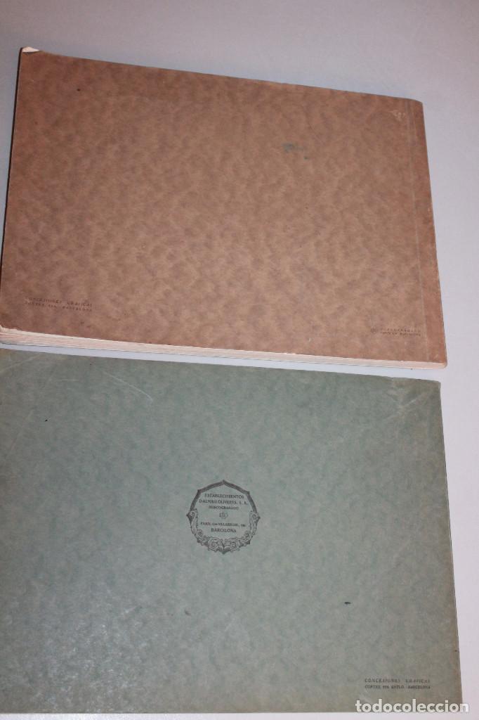Libros antiguos: ÁLBUMES FOTOGRÁFICOS EXPOSICIÓN INTERNACIONAL BARCELONA 1929 - PUEBLO ESPAÑOL. INFORMACIÓN 34 FOTOS - Foto 4 - 115025119