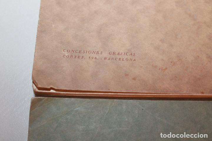 Libros antiguos: ÁLBUMES FOTOGRÁFICOS EXPOSICIÓN INTERNACIONAL BARCELONA 1929 - PUEBLO ESPAÑOL. INFORMACIÓN 34 FOTOS - Foto 5 - 115025119