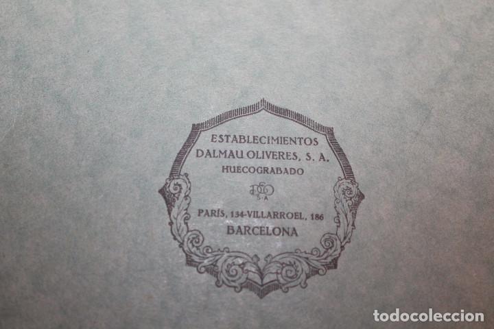 Libros antiguos: ÁLBUMES FOTOGRÁFICOS EXPOSICIÓN INTERNACIONAL BARCELONA 1929 - PUEBLO ESPAÑOL. INFORMACIÓN 34 FOTOS - Foto 7 - 115025119