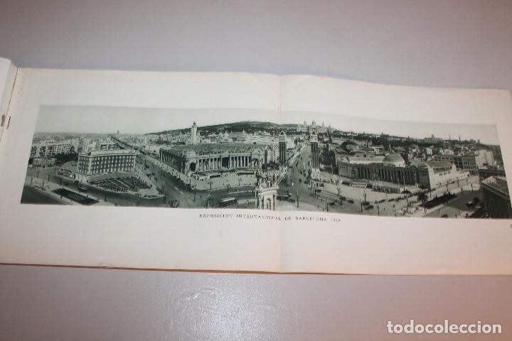 Libros antiguos: ÁLBUMES FOTOGRÁFICOS EXPOSICIÓN INTERNACIONAL BARCELONA 1929 - PUEBLO ESPAÑOL. INFORMACIÓN 34 FOTOS - Foto 10 - 115025119