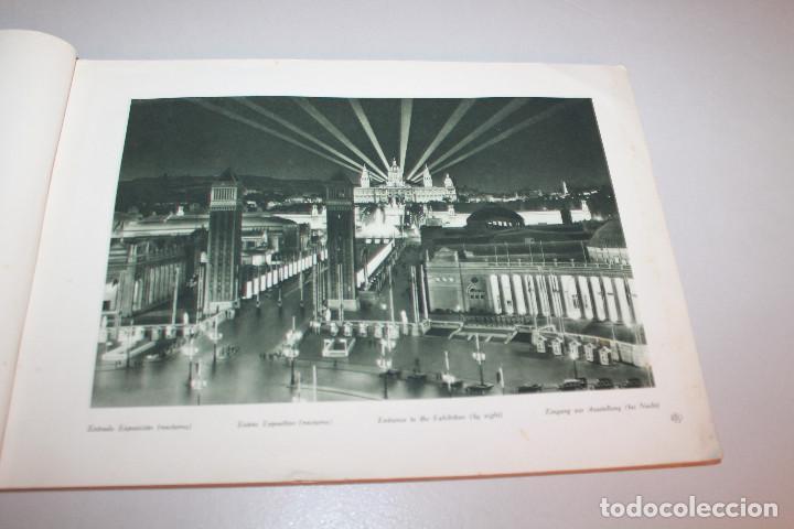 Libros antiguos: ÁLBUMES FOTOGRÁFICOS EXPOSICIÓN INTERNACIONAL BARCELONA 1929 - PUEBLO ESPAÑOL. INFORMACIÓN 34 FOTOS - Foto 11 - 115025119