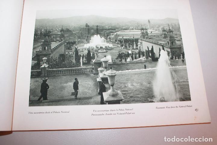 Libros antiguos: ÁLBUMES FOTOGRÁFICOS EXPOSICIÓN INTERNACIONAL BARCELONA 1929 - PUEBLO ESPAÑOL. INFORMACIÓN 34 FOTOS - Foto 16 - 115025119