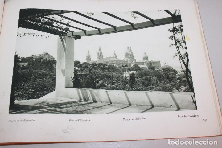 Libros antiguos: ÁLBUMES FOTOGRÁFICOS EXPOSICIÓN INTERNACIONAL BARCELONA 1929 - PUEBLO ESPAÑOL. INFORMACIÓN 34 FOTOS - Foto 17 - 115025119