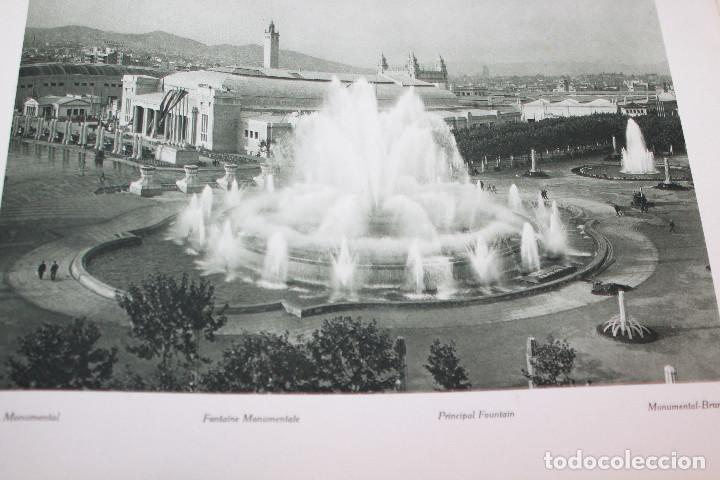 Libros antiguos: ÁLBUMES FOTOGRÁFICOS EXPOSICIÓN INTERNACIONAL BARCELONA 1929 - PUEBLO ESPAÑOL. INFORMACIÓN 34 FOTOS - Foto 18 - 115025119