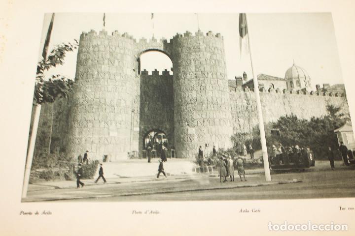 Libros antiguos: ÁLBUMES FOTOGRÁFICOS EXPOSICIÓN INTERNACIONAL BARCELONA 1929 - PUEBLO ESPAÑOL. INFORMACIÓN 34 FOTOS - Foto 22 - 115025119