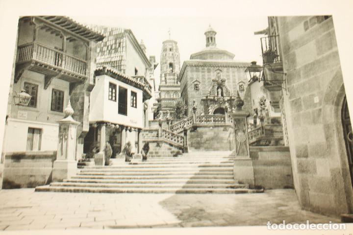 Libros antiguos: ÁLBUMES FOTOGRÁFICOS EXPOSICIÓN INTERNACIONAL BARCELONA 1929 - PUEBLO ESPAÑOL. INFORMACIÓN 34 FOTOS - Foto 23 - 115025119
