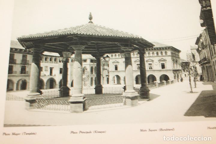 Libros antiguos: ÁLBUMES FOTOGRÁFICOS EXPOSICIÓN INTERNACIONAL BARCELONA 1929 - PUEBLO ESPAÑOL. INFORMACIÓN 34 FOTOS - Foto 24 - 115025119