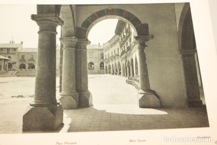 Libros antiguos: ÁLBUMES FOTOGRÁFICOS EXPOSICIÓN INTERNACIONAL BARCELONA 1929 - PUEBLO ESPAÑOL. INFORMACIÓN 34 FOTOS - Foto 25 - 115025119