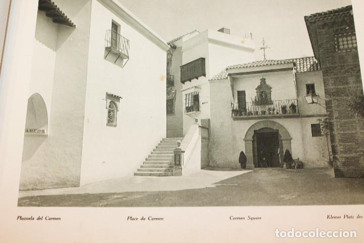 Libros antiguos: ÁLBUMES FOTOGRÁFICOS EXPOSICIÓN INTERNACIONAL BARCELONA 1929 - PUEBLO ESPAÑOL. INFORMACIÓN 34 FOTOS - Foto 28 - 115025119