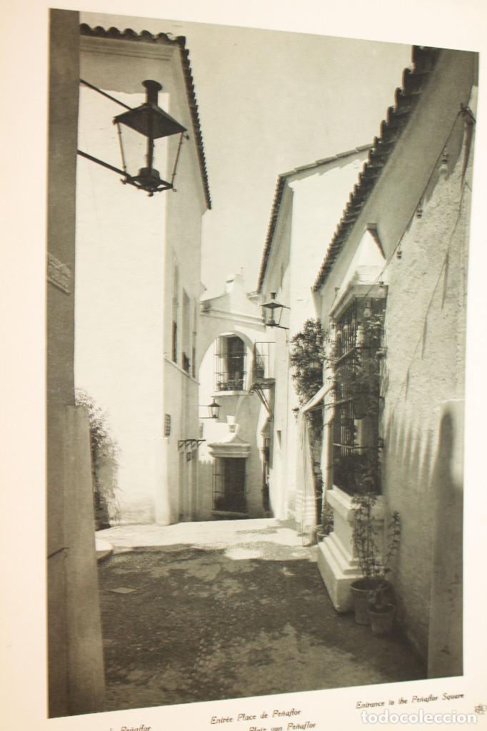 Libros antiguos: ÁLBUMES FOTOGRÁFICOS EXPOSICIÓN INTERNACIONAL BARCELONA 1929 - PUEBLO ESPAÑOL. INFORMACIÓN 34 FOTOS - Foto 29 - 115025119