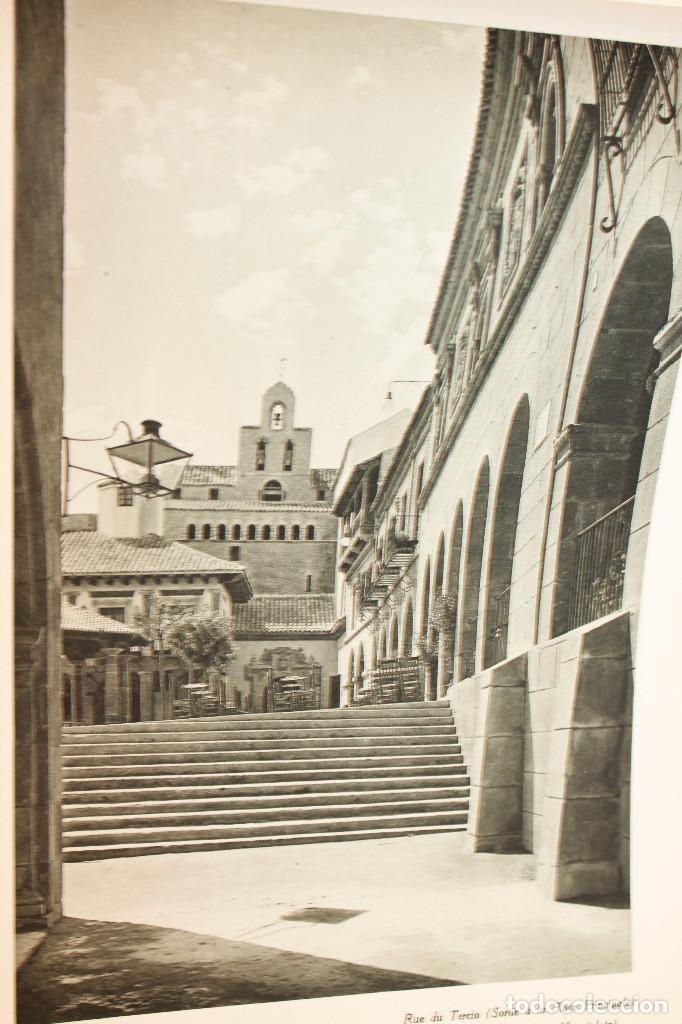 Libros antiguos: ÁLBUMES FOTOGRÁFICOS EXPOSICIÓN INTERNACIONAL BARCELONA 1929 - PUEBLO ESPAÑOL. INFORMACIÓN 34 FOTOS - Foto 34 - 115025119