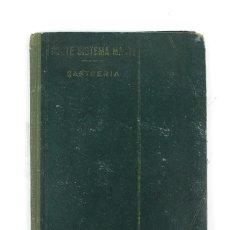 Libros antiguos: L-3044 CORTE SISTEMA MARTI . LIBRO DE PATRONES DE MODA. AÑO 1943. Lote 120468195