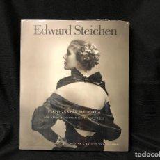 Libros antiguos: STEICHEN, FOTOGRAFÍA DE MODA. Lote 118889911