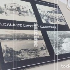 Libros antiguos: ALBUM FOTOGRAFICO ALCALÁ DE CHIVERT Y ALCOCEBRE. Lote 118991571