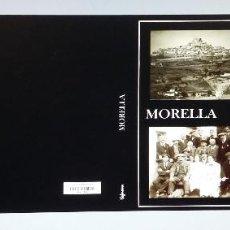Libros antiguos: ALBUM FOTOGRAFICO DE MORELLA, SANTUARIO DE VALLIVANA Y VIRGEN DE LA BALMA,FIESTAS SEXENNI, CASTELLON. Lote 119929183