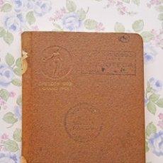 Libros antiguos: 1909 MANUAL SCHLEUSSNER TRATAMIENTO PLACAS FOTOGRÁFICAS FOTOGRAFIA. Lote 39171381