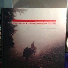 Libros antiguos: SPYROS MELETZIS. LA REBELDIA ANTIFASCISTA 1942-1944. NICOLÁS SÁNCHEZ DURA. PENTAGRAF. Lote 140150536