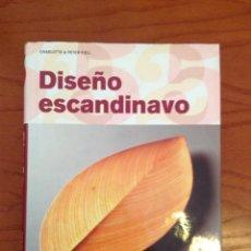 Libros antiguos: DISEÑO ESCANDINAVO. CHARLOTTE FIELL. TASCHEN. Lote 122427727