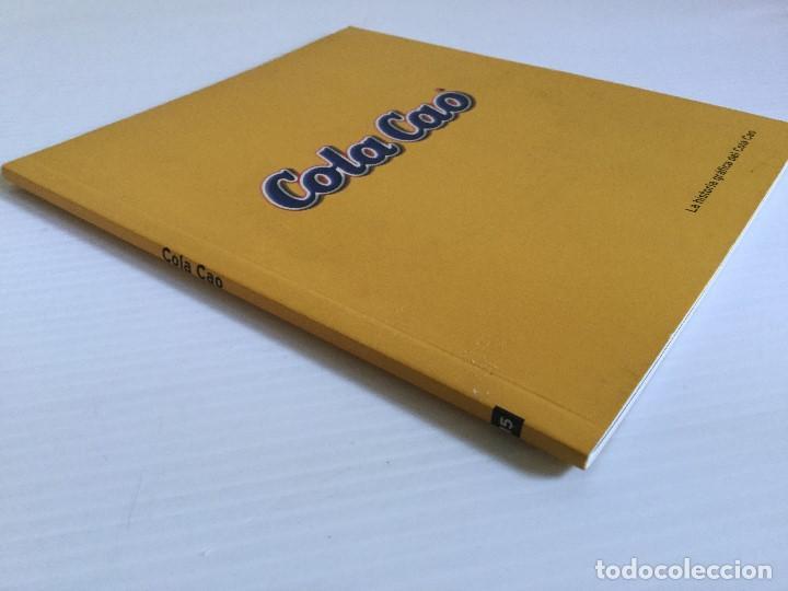 Libros antiguos: La historia gráfica del Cola Cao – Salvat - Foto 2 - 123002743